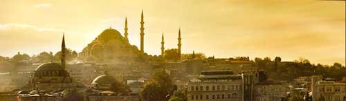 MA-7025- İstanbul Süleymaniye-Camii