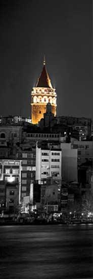MA-7028 İstanbul---Gaata-Kulesi