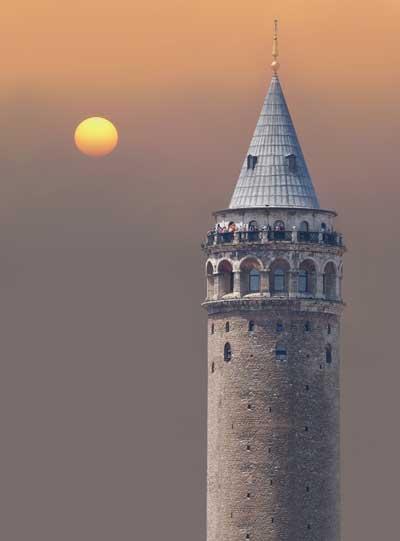 MA14 - Galata Kulesi