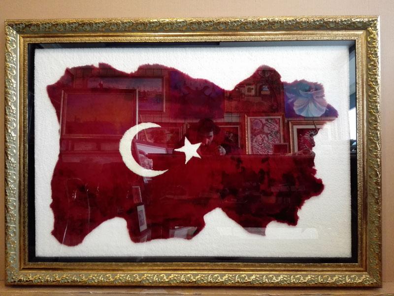 Türk Bayrağı (post)